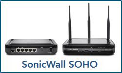 Dell SonicWALL SOHO Series