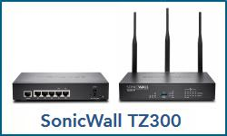 Dell SonicWALL TZ300 Series