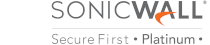 SonicWall SecureFirst Platinum